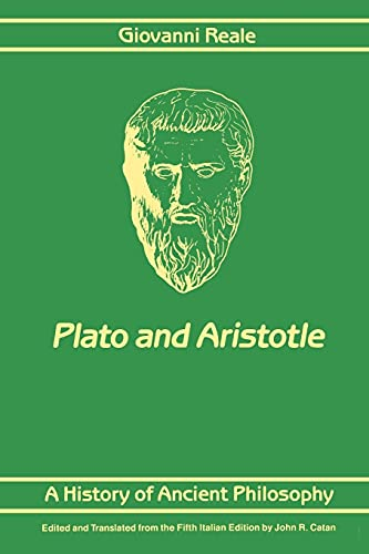 9780791405178: A History of Ancient Philosophy II: Plato and Aristotle (SUNY Series in Philosophy)