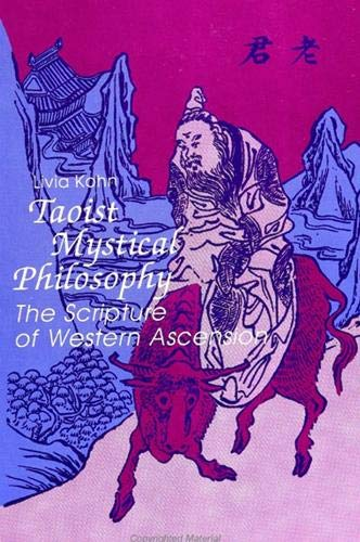 9780791405420: Taoist Mystical Philosophy: The Scripture of Western Ascension (S U N Y Series in Chinese Philosophy and Culture)