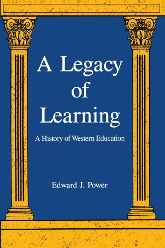 9780791406113: A Legacy of Learning: A History of Western Education (SUNY series, The Philosophy of Education)