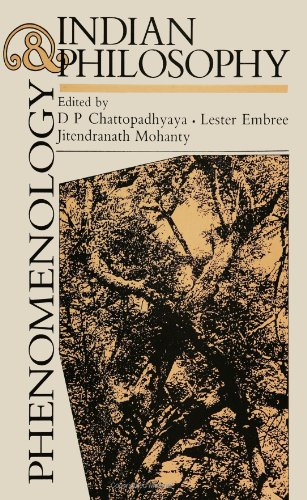 9780791406625: Phenomenology and Indian Philosophy