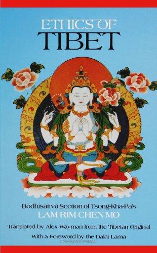 Ethics of Tibet : Bodhisattva Section of