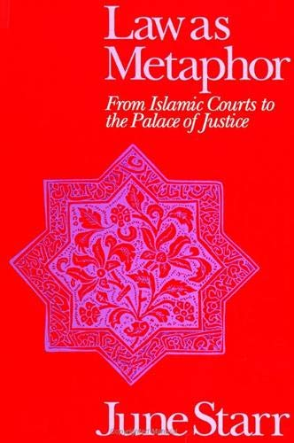 9780791407813: Law as Metaphor: From Islamic Courts to the Palace of Justice