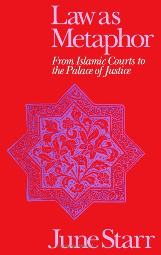 9780791407820: Law As Metaphor: From Islamic Courts to the Palace of Justice