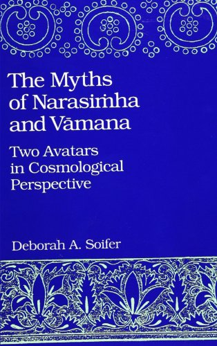 9780791408001: The Myths of Narasimha and Vamana: Two Avatars in Cosmological Perspective (SUNY series in Hindu Studies)