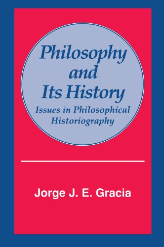 9780791408186: Philosophy and Its History: Issues in Philosophical Historiography (Suny Series in Philosophy)