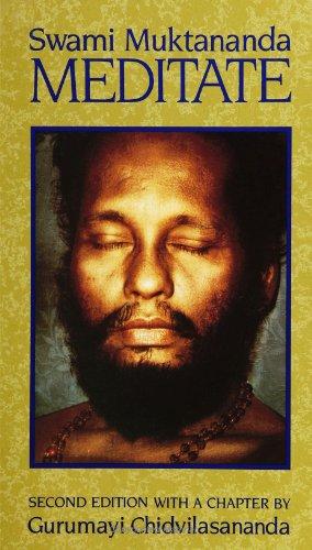 9780791409787: Meditate