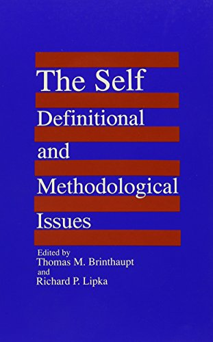 The Self: Definitional and Methodological Issues (S U N Y Series, Studying the Self): Thomas M. ...