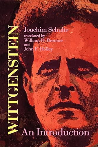 9780791410820: Wittgenstein (Suny Series in Logic and Language)