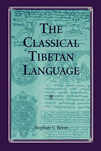 9780791411001: The Classical Tibetan Language (SUNY Series in Buddhist Studies)
