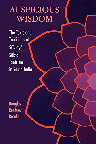 9780791411469: Auspicious Wisdom: The Texts and Traditions of Srividya Sakta Tantrism in South India