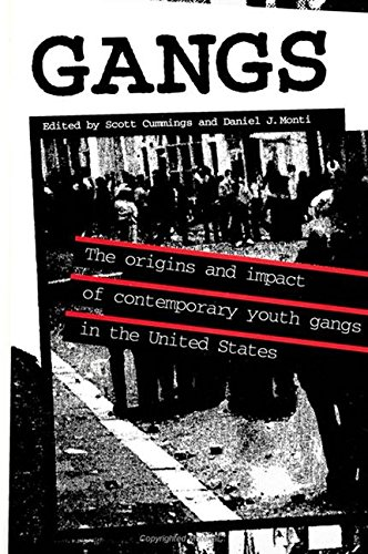 9780791413258: Gangs: The Origins and Impact of Contemporary Youth Gangs in the United States (S U N Y Series in Urban Public Policy)