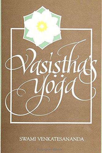 9780791413630: Vasistha's Yoga