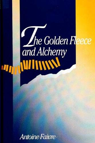 9780791414095: The Golden Fleece and Alchemy (Suny Series in Western Esoteric Traditions)