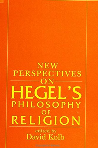 9780791414378: New Perspectives on Hegel's Philosophy of Religion