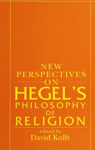 9780791414385: New Perspectives on Hegel's Philosophy of Religion