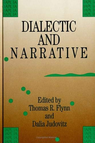 9780791414552: Dialectic and Narrative (Contemporary Studies in Philosophy and Literature)