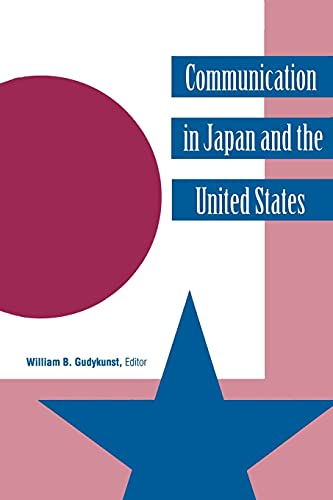 9780791416044: Communication in Japan and the United States (SUNY series, Human Communication Processes)