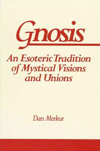 9780791416198: Gnosis: An Esoteric Tradition of Mystical Visions and Unions (SUNY series in Western Esoteric Traditions)