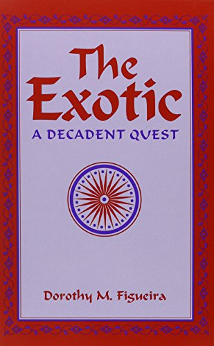 9780791416297: The Exotic: A Decadent Quest