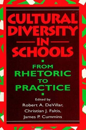 9780791416730: Cultural Diversity in Schools: From Rhetoric to Practice