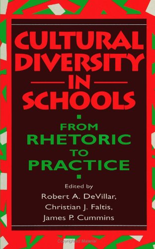 9780791416747: Cultural Diversity in Schools: From Rhetoric to Practice