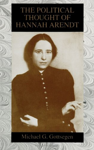 9780791417300: The Political Thought of Hannah Arendt