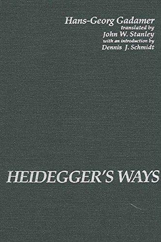 9780791417379: Heidegger's Ways (Suny Series in Contemporary Continental Philosophy)