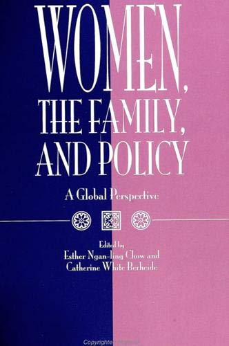 9780791417850: Women, the Family, and Policy: A Global Perspective (Suny Series in Gender & Society)