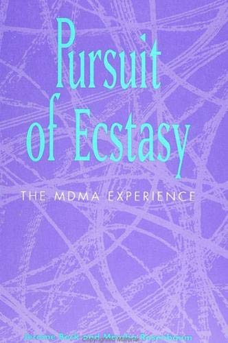 9780791418178: Pursuit of Ecstasy: The Mdma Experience (S U N Y Series in New Social Studies on Alcohol and Drugs)
