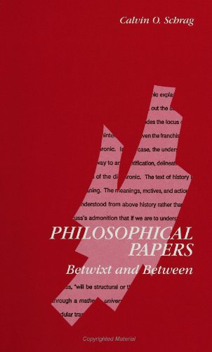 9780791418307: Philosophical Papers: Betwixt and Between (SUNY Series in Contemporary C (Suny Series in Contemporary Continental Philosophy)