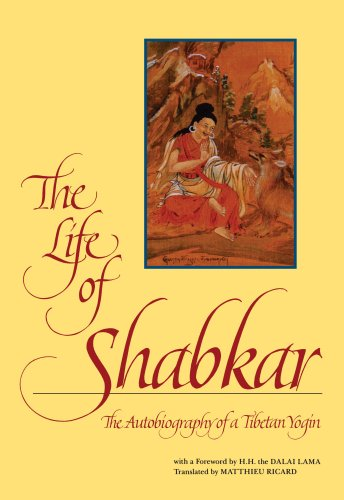 9780791418369: The Life of Shabkar: The Autobiography of a Tibetan Yogin (Suny Series in Buddhist Studies)