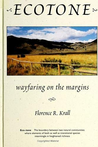 9780791419625: Ecotone: Wayfaring on the Margins (Suny Series, Feminist Theory in Education)