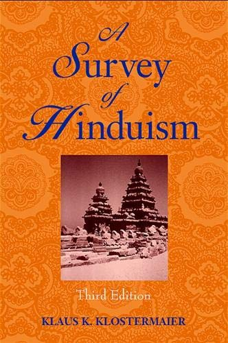 9780791421093: A Survey of Hinduism