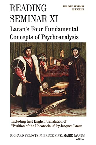 Reading Seminar XI: Lacan's Four Fundamental Concepts: Lacan, Jacques; Richard