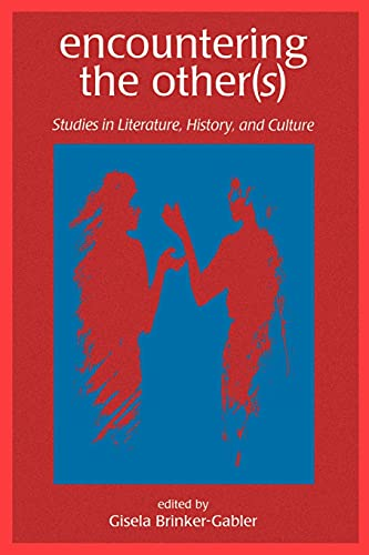 9780791421604: Encountering the Other(s): Studies in Literature, History, and Culture