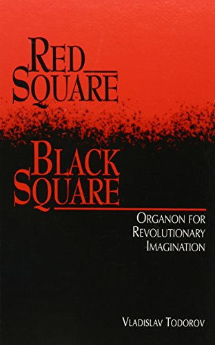 9780791421918: Red Square, Black Square: Organon for Revolutionary Imagination (SUNY Series, the Margins of Literature)