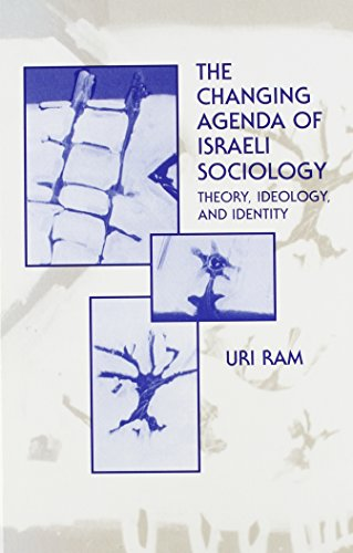 9780791423011: The Changing Agenda of Israeli Sociology: Theory, Ideology, and Identity (Suny Series in Israeli Studies)