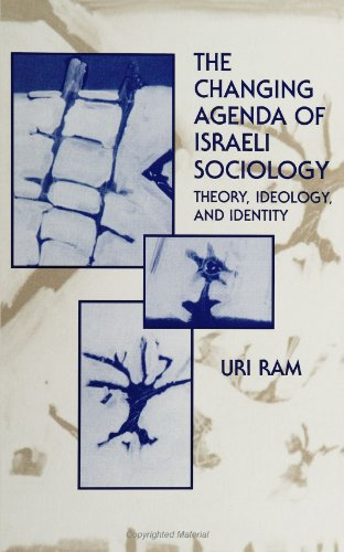 9780791423028: The Changing Agenda of Israeli Sociology: Theory, Ideology, and Identity (SUNY Series in Isr (Suny Series in Israeli Studies (Hardcover))
