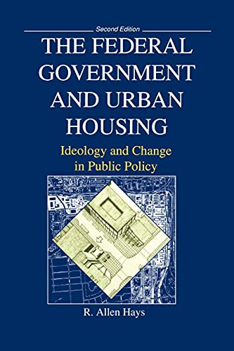 9780791423264: The Federal Government and Urban Housing: Second Edition