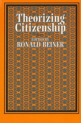 9780791423356: Theorizing Citizenship (SUNY Series in Political Theory: Contemporary Issues)