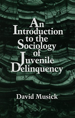 9780791423516: An Introduction to the Sociology of Juvenile Delinquency (S U N Y SERIES IN ORAL AND PUBLIC HISTORY)