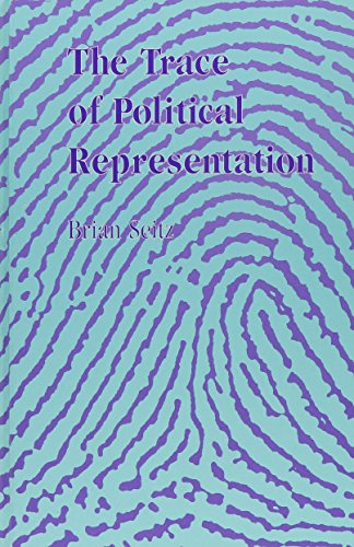 9780791423653: The Trace of Political Representation (Suny Series in Radical Social and Political Theory)