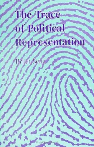 9780791423660: The Trace of Political Representation (S U N Y Series in Radical Social and Political Theory) (Suny Series, Radical Social & Political Theory)
