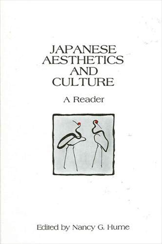 9780791423998: Japanese Aesthetics and Culture: A Reader