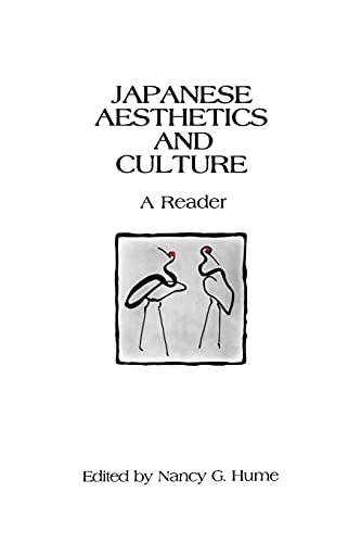 9780791424001: Japanese Aesthetics and Culture: A Reader