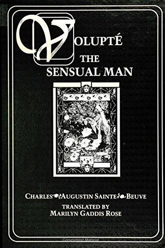 9780791424513: Volupte: The Sensual Man