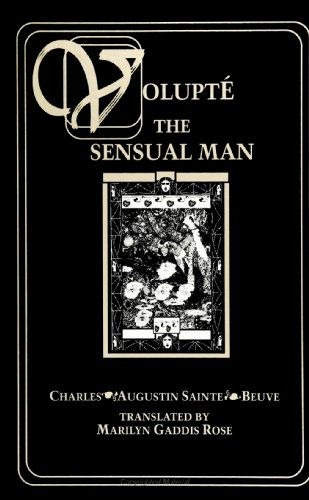 9780791424520: Volupte: The Sensual Man