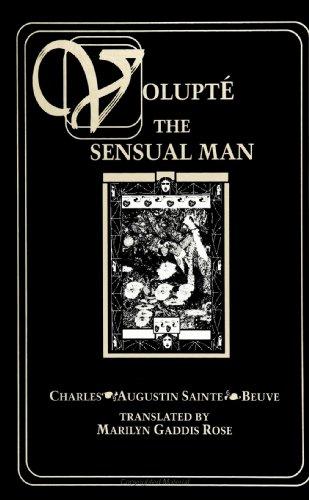9780791424520: Volupte: The Sensual Man