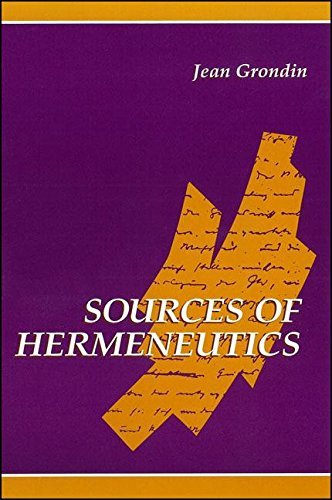 9780791424650: Sources of Hermeneutics (Suny Series in Contemporary Continental Philosophy)