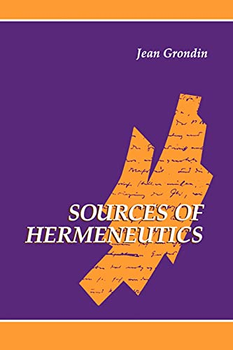 9780791424667: Sources of Hermeneutics (SUNY Series in Contemporary Continental Philosophy)